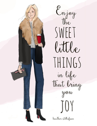 Sweet Little Things  Heather Stillufsen Holiday  Fashion   Etsy