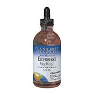 Planetary Herbals Full Spectrum Elderberry - Fluid Extract 8 Fl Oz