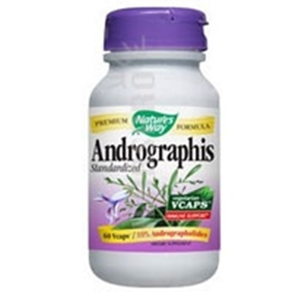 Nature's Way Andrographis Standardized Extract - 60 Vegicaps