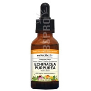 Eclectic Institute Inc Echinacea Purpurea - Tangerine 1 Oz Alcohol free