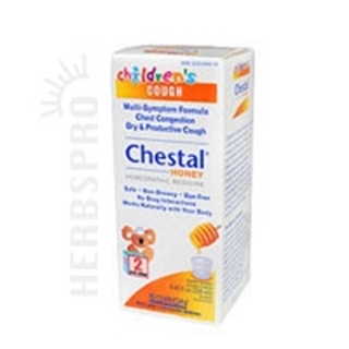 Boiron Children Chestal Cough Syrup - 4.2 oz