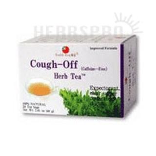 Health King Cough Off Tea - 20bg
