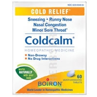 Boiron Coldcalm - 60 Tabs
